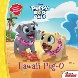 Bog, paperback Puppy Dog Pals Hawaii Pug-O af Disney Book Group