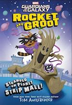 Rocket and Groot (Marvel Middle Grade Novel)