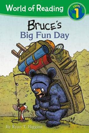 World of Reading: Mother Bruce Bruce's Big Fun Day: Level 1