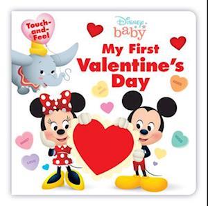 Disney Baby My First Valentine's Day