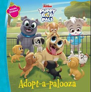 Puppy Dog Pals Adopt-a-palooza
