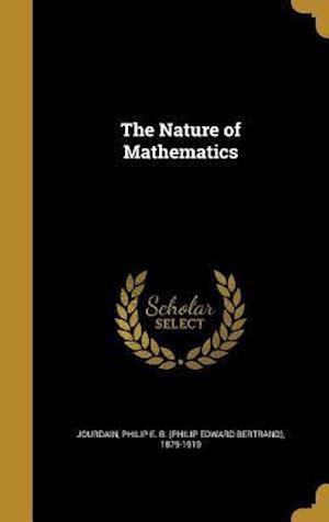 Bog, hardback The Nature of Mathematics