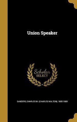 Bog, hardback Union Speaker