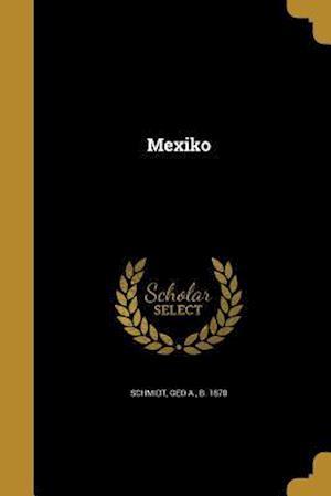 Bog, paperback Mexiko