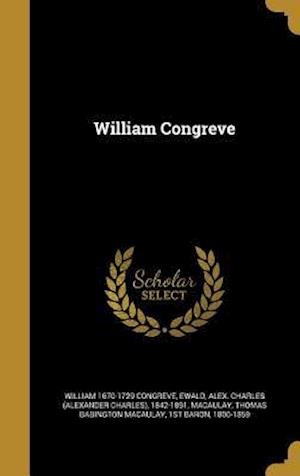Bog, hardback William Congreve af William 1670-1729 Congreve