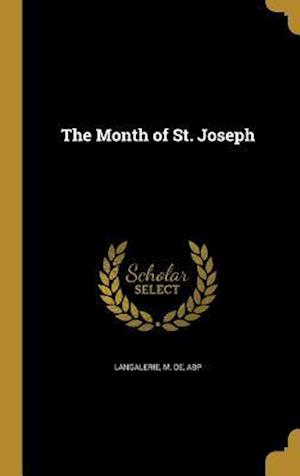 Bog, hardback The Month of St. Joseph