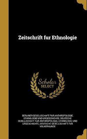 Bog, hardback Zeitschrift Fu R Ethnologie