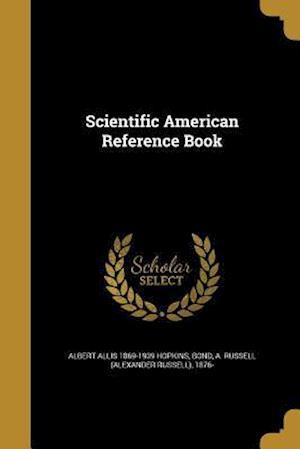 Bog, paperback Scientific American Reference Book af Albert Allis 1869-1939 Hopkins