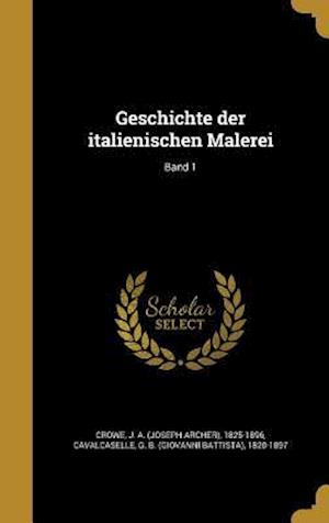 Bog, hardback Geschichte Der Italienischen Malerei; Band 1