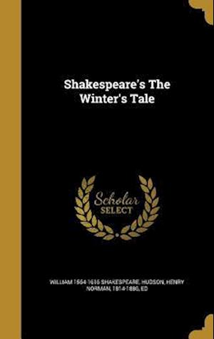 Bog, hardback Shakespeare's the Winter's Tale af William 1564-1616 Shakespeare