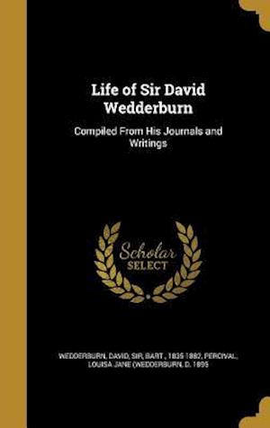 Bog, hardback Life of Sir David Wedderburn