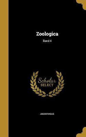 Bog, hardback Zoologica; Band 4