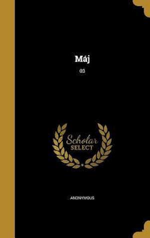 Bog, hardback Maj; 03