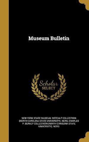 Bog, hardback Museum Bulletin