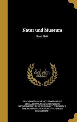 Bog, hardback Natur Und Museum; Band 1904