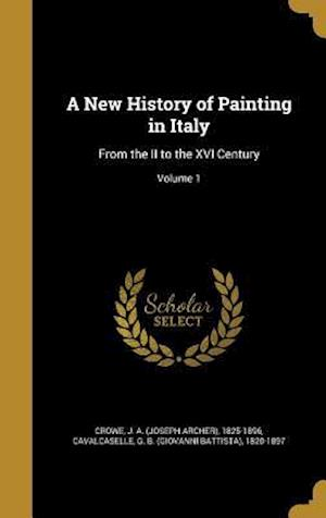 Bog, hardback A New History of Painting in Italy