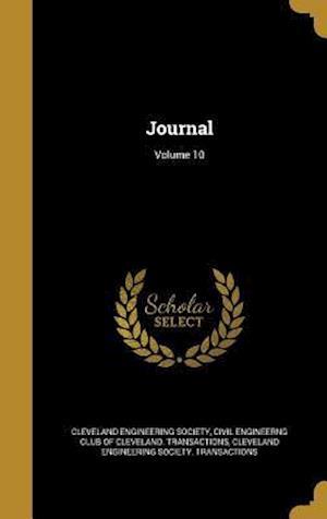 Bog, hardback Journal; Volume 10
