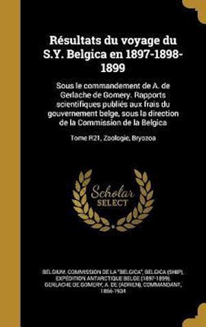 Bog, hardback Resultats Du Voyage Du S.Y. Belgica En 1897-1898-1899