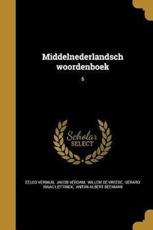 Bog, paperback Middelnederlandsch Woordenboek; 6