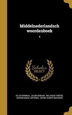 Bog, hardback Middelnederlandsch Woordenboek; 6
