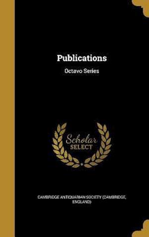 Bog, hardback Publications
