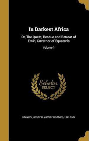 Bog, hardback In Darkest Africa