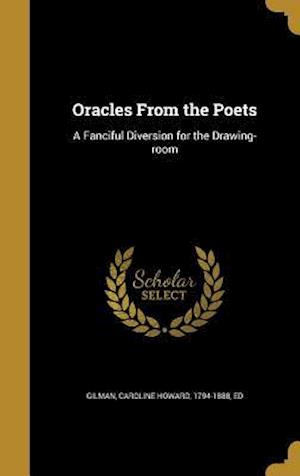 Bog, hardback Oracles from the Poets
