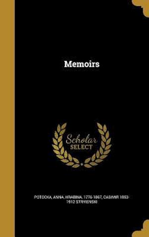 Bog, hardback Memoirs af Casimir 1853-1912 Stryienski