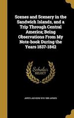 Scenes and Scenery in the Sandwich Islands, and a Trip Through Central America; Being Observations from My Note-Book During the Years 1837-1842 af James Jackson 1818-1888 Jarves