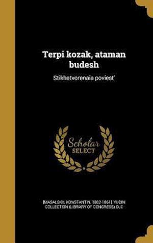 Bog, hardback Terpi Kozak, Ataman Budesh