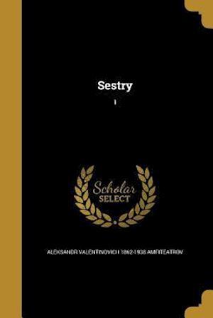 Bog, paperback Sestry; 1 af Aleksandr Valentinovich 186 Amfiteatrov