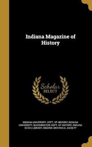 Bog, hardback Indiana Magazine of History