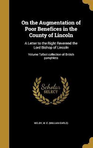Bog, hardback On the Augmentation of Poor Benefices in the County of Lincoln
