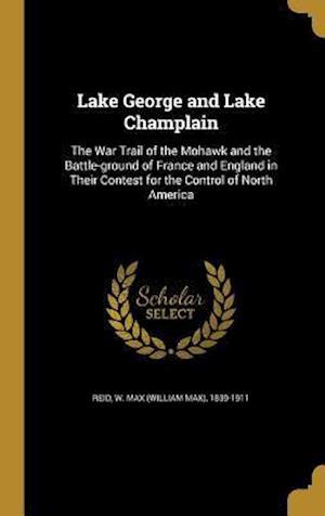 Bog, hardback Lake George and Lake Champlain
