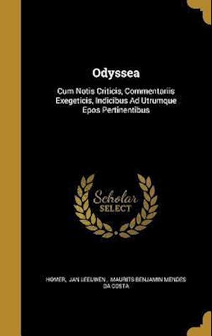 Bog, hardback Odyssea