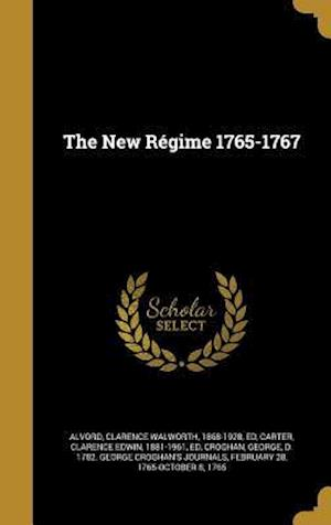 Bog, hardback The New Regime 1765-1767