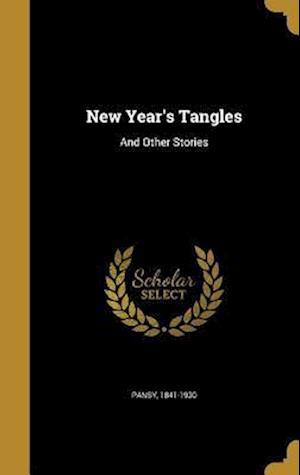 Bog, hardback New Year's Tangles
