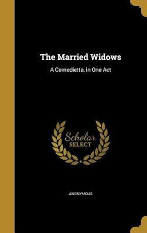 Bog, hardback The Married Widows