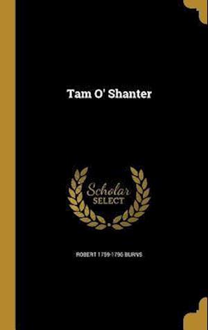 Bog, hardback Tam O' Shanter af Robert 1759-1796 Burns