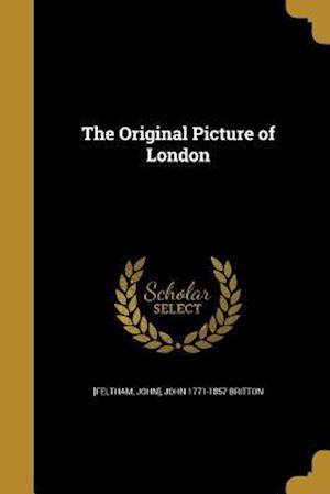 Bog, paperback The Original Picture of London af John 1771-1857 Britton