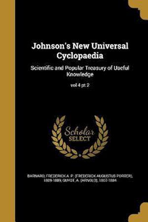 Bog, paperback Johnson's New Universal Cyclopaedia