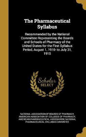 Bog, hardback The Pharmaceutical Syllabus