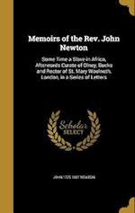 Memoirs of the REV. John Newton