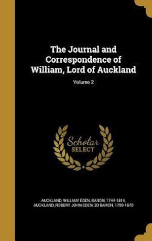 Bog, hardback The Journal and Correspondence of William, Lord of Auckland; Volume 2