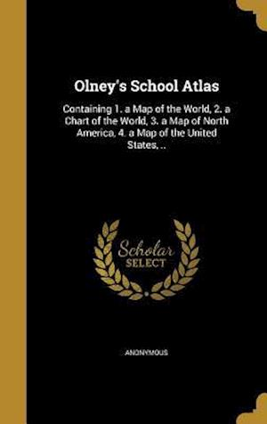 Bog, hardback Olney's School Atlas