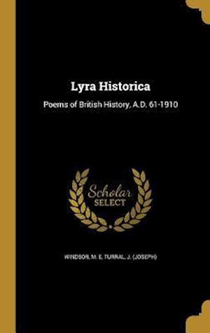 Bog, hardback Lyra Historica