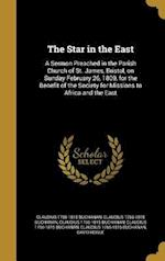 The Star in the East af Claudius 1766-1815 Buchanan