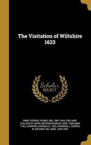 Bog, hardback The Visitation of Wiltshire 1623