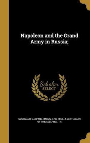Bog, hardback Napoleon and the Grand Army in Russia;