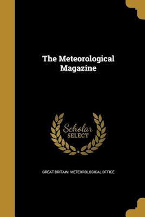 Bog, paperback The Meteorological Magazine
